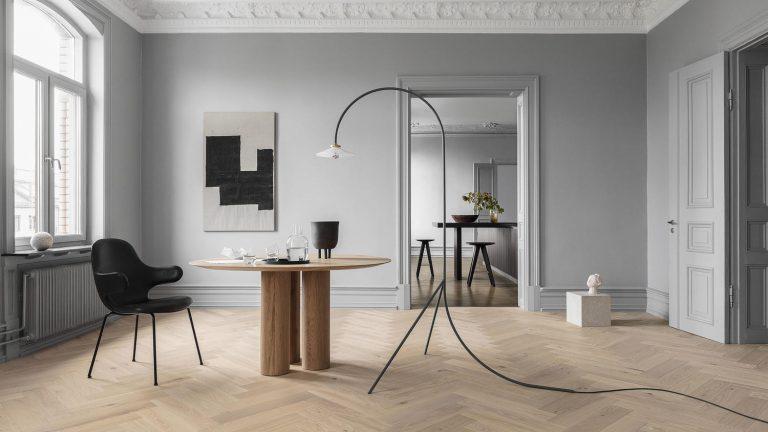 przykład minimalizmu we wnętrzach