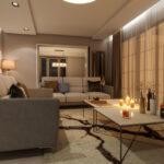 salon i render architektoniczny